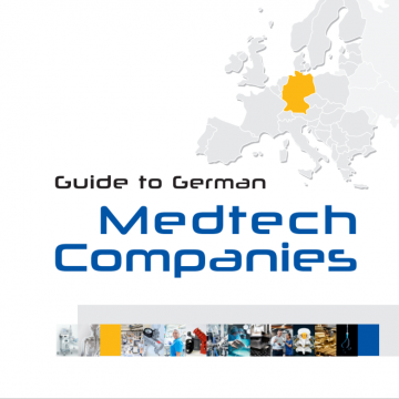 Guide to German Medtech Companies 2021 written by GIANT's media partner Biocom