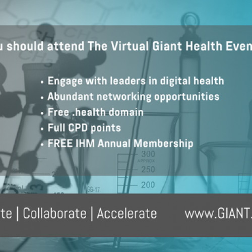 Do you know why you should attend The Virtual Giant Health Event 2020?